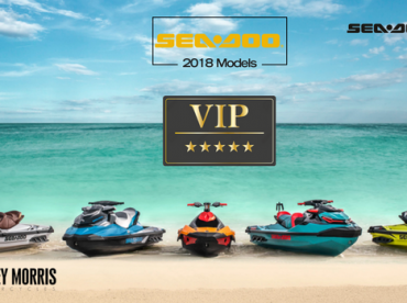 Sea-Doo 2018 Model VIP Night.